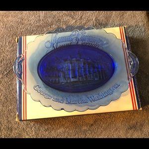 Avon Bicentennial Collection Plate